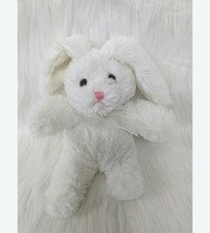 "9"" Animal Adventure Bunny Rabbit White Floppy Ears Soft Plush Easter Toy... - $6.00"