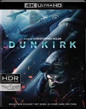 Dunkirk [4K Ultra HD + Blu-ray]