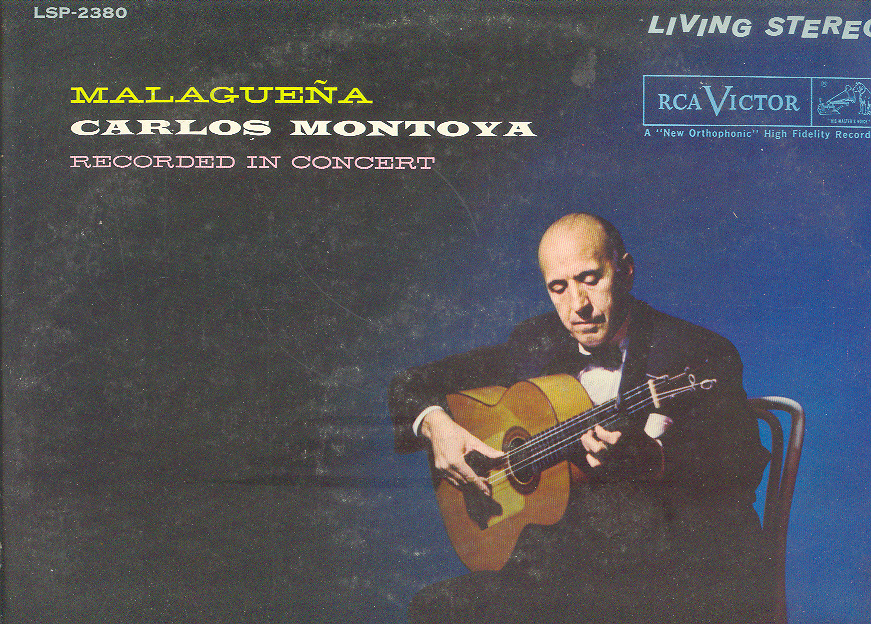 Carlos montoya malaguena
