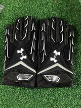 Team Issued Under Armour 4xl Football Gloves - $17.99