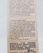 L'Occitane Ultra Moisturizing Mask 20% Shea. Boxed image 4