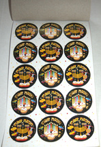 Judaica Scrapbook Hanukkah Creation 270 Stickers Booklet Children Teaching Aid image 2