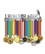 Nuevo Medalla Colgador Correr Deporte Acero Inoxidable Pantalla Rack Fas... - $28.26