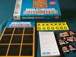 Hollywood Squares Game Milton Bradley 1986 Complete image 2