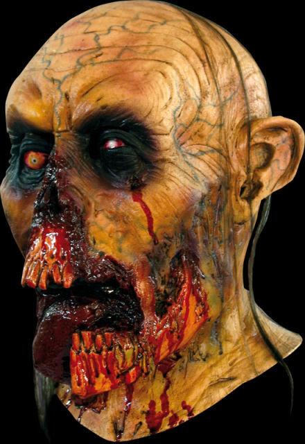 Walker ZOMBIE TONGUE Halloween Mask