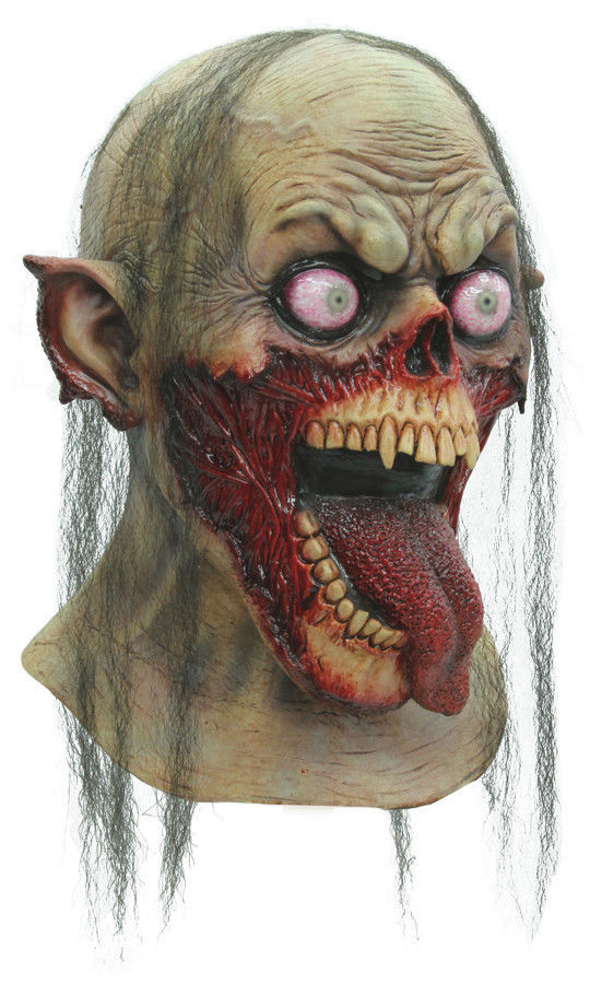 Walker ZOMBIE SLASHER Halloween Mask