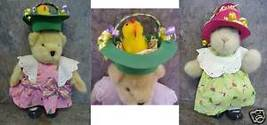 Muffy VanderBear and Hoppy Easter Collection 1996 - $45.00