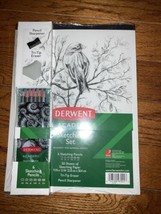 Derwent Artists  Sketching Set 6 pencils and pad - $10.88