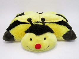 "My Pillow Pets Buzzy Bumble Bee 18"" Clean Super Soft Collectible Naptime Toddler - $24.74"