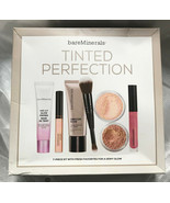 bareMinerals Tinted Perfection 7 Piece Kit for a Dewy Glow - $53.22