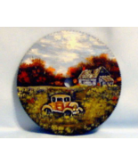 Hand Painted Saw Blade Fall Old Car Custom Orde... - $57.00