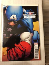 Captain America Reborn #1 Quesada Cover - $12.00