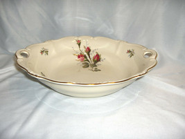 "Vintage Rosenthal China Pompadour Selb Germany 11 3/8"" Veggie Serving Bo... - $54.45"