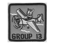 US Civil Air Patrol CAP Texas Group 13 US Air Force Auxiliary USAF AUX grey 3.5  - $9.99