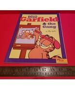 Garfield Activity Book How To Draw Gang Cartoon Comic Strip Troll 1996 B... - $4.74
