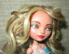 Monster High Ever After Doll Repaint Custom Art Maddie OOAK Biel #4 - $59.40