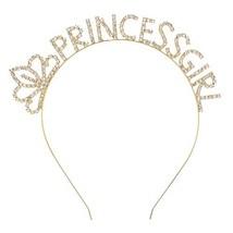 DcZeRong Princess Girls Prom Headband Birthday Hair Band Costume Hair Ho... - $13.89