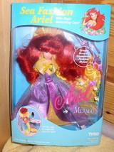 Disney Little Mermaid  Sea Fashion Magic Doll by Tyco dated 1992 - $55.53