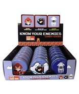 Nintendo Super Mario Brothers Know Your Enemies Mints Metal Tin Box of 1... - $58.00