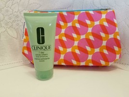 Clinique 7 Day Scrub Cream Rinse-off Formula 2.5 fl. oz + Orange & Pink ... - $11.83