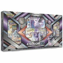 Pokemon Espeon GX Premium Collection Box Sun & Moon Guardians Rising TCG - $43.99