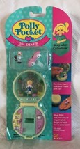 Vintage Bluebird Polly Pocket 50's Diner Ring & Case 1991 NEW & SEALED R... - $189.99