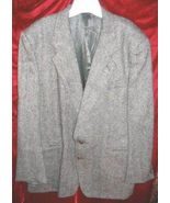 Vintage Brookcraft Wool Suit Sports Jacket 40 Today's Man - $39.99