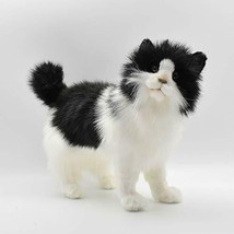 *White black cat No.4221 - $85.81