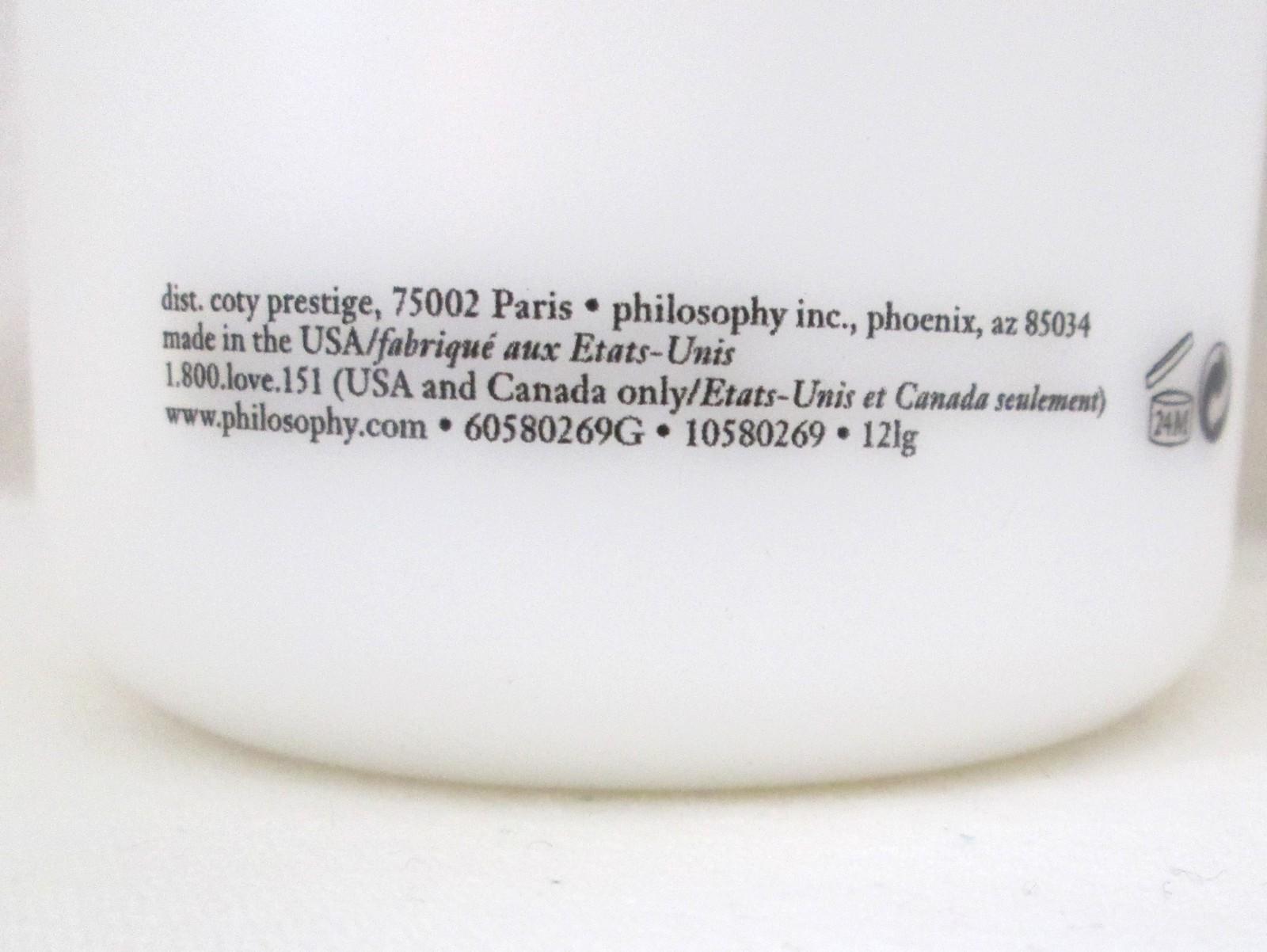Philosophy Pure Grace Shampoo, Bath & Shower Gel 32 oz Supersize W/Pump image 5