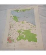 1957 VTG Map New York Cicero geological survey topo oneida river (b2)8 - $64.35