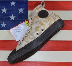 CONVERSE UNRELEASED SAMPLE Chuck Taylor ALL-STAR HI 1970s Brown Camo vtg... - €152,22 EUR