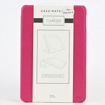 NEW Apple iPad Air 2 Ultra-Slim Portfolio Case Integrated Stand Tuxedo C... - $15.19