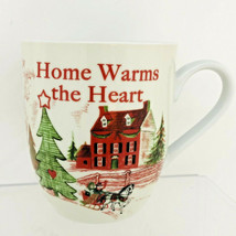 Fitz and Floyd Home Warms The Heart Coffee Cake Mug Cup Replacement  - $9.89