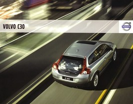 2008 Volvo C30 brochure catalog 08 US 2nd Edition R-Design - $10.00