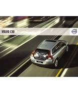 2008 Volvo C30 brochure catalog 08 US 2nd Edition R-Design - $10.00