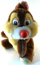 "DALE from Chip & Dale Chipmunk Souvenir Plush 11"" tall Stuffed Disney Au... - $14.84"