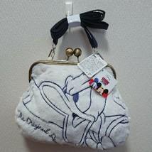 Disney Character Goods Donald Duck Gamaguchi Pochette Bag Pouch Wallet - $52.47