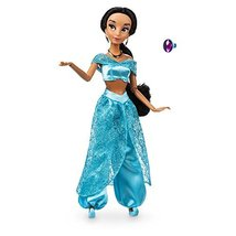 Disney Jasmine Classic Doll with Ring - Aladdin - 11 ½ Inches - $18.76