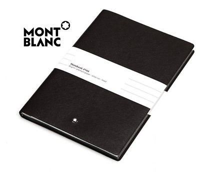 Primary image for Montblanc Luxury Diary 113590 Free Shipping