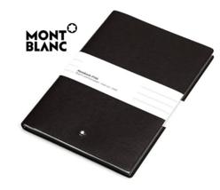 Montblanc Luxury Diary 113590 Free Shipping - $107.91