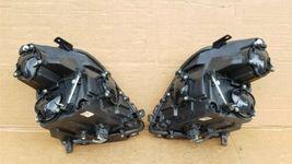 08-13 Cadillac CTS 4 door Sedan Halogen Headlight Lamp Set L&R image 8