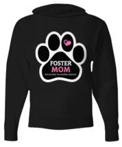 JERZEES Activewear Foster mom, zip hoodie Black, Coats to men/ women   A3 - $49.95