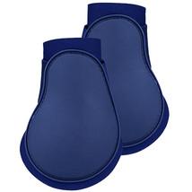 FULL HORZE HARD OUTER SHELL PROTECT NEOPRENE LINING FETLOCK BOOT DARK DA... - $26.95