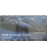 Follow The Leader - Linda Thompson Panoramic 1,000 Pc Puzzle   - $21.77