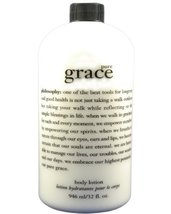 Philosophy Pure Grace Perfumed Body Lotion  32 Oz.Sealed w/pump - $43.75