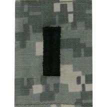 Genuine U.S. Army Gortex Tab Rank: First Lieutenant (O-2) - Acu Jacket - $9.88