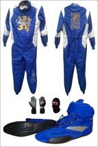 Go Kart Race Praga Suit CIK FIA Level 2 With Free Gift - $210.99