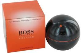Hugo Boss In Motion Black Cologne 3.0 Oz Eau De Toilette Spray image 4