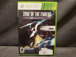 Zone of the Enders HD Collection (Microsoft Xbox 360, 2012) Video Game - $8.86