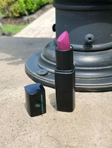 New Vincent Longo Spf 15 Lip Stain Lipstick Vanguard Pink Silk Velour Unboxed - $24.75